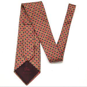 Burberrys Silk Tie